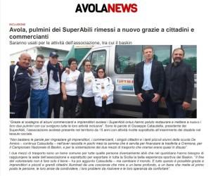Avolanews Pulmino Benefattori